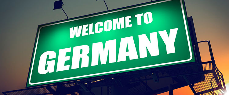 Welcome to Germany. Foto: tashatuvango/ Fotolia.com