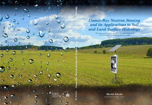 Cosmic-Ray Neutron Sensing and its Applications to Soil and Land Surface Hydrology