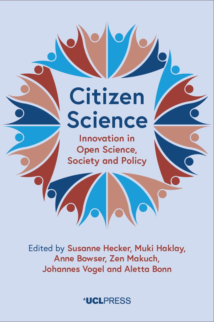 Citizen Science Innovation in Open Science, Society and Policy