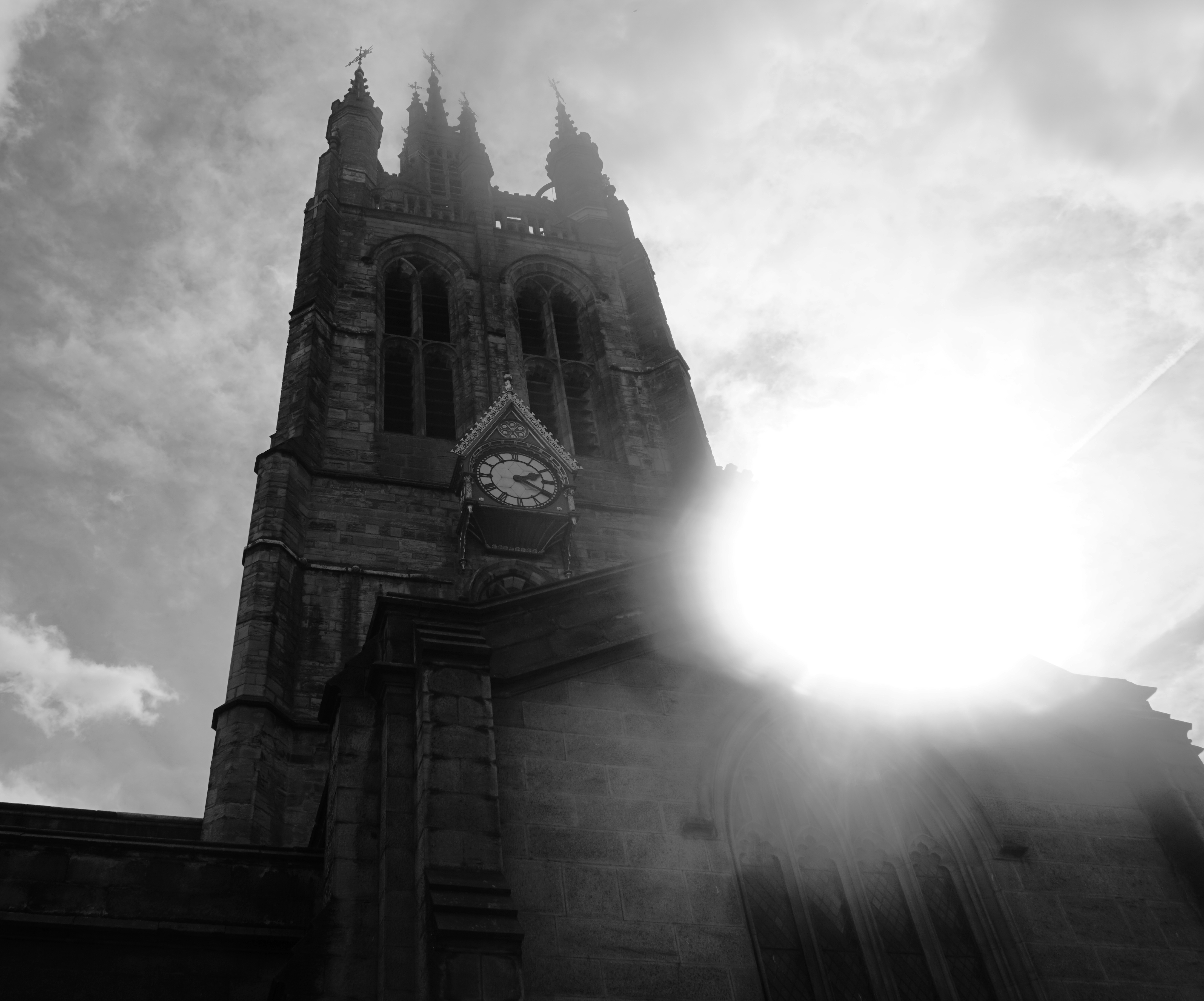 Newcastle cathedral church