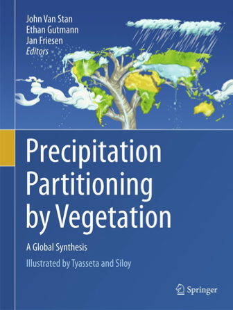 PrecipitationPartitioningbyVegetation book cover