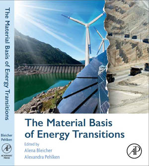 Book cover The Material Basis of Energy Transitions