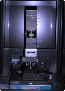 WITec Alpha 300 RA, confocal Raman microscope with AFM option