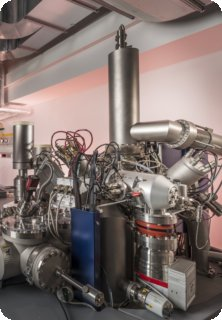 ION-ToF time-of-flight secondary ion mass spectrometer