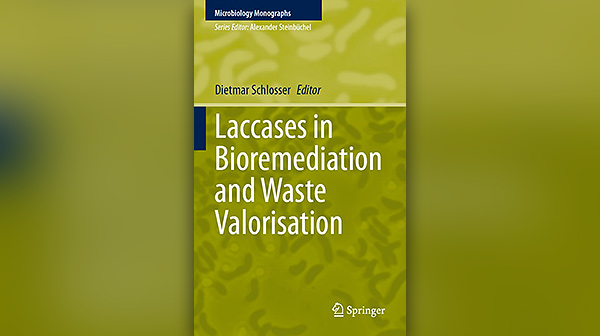 Cover Laccasses in Bioremediation