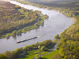 River Elbe in Germany