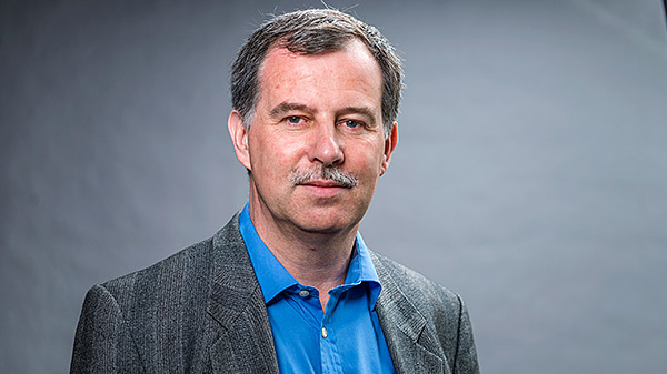 Prof. Dr. Peter Dietrich, Head of the Department of Monitoring and Environmental Technology . Photo: André Künzelmann/UFZ
