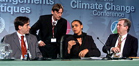 United Nations Framework Convention on Climate Change, Montreal Canada (November 28th - December 9th, 2005)