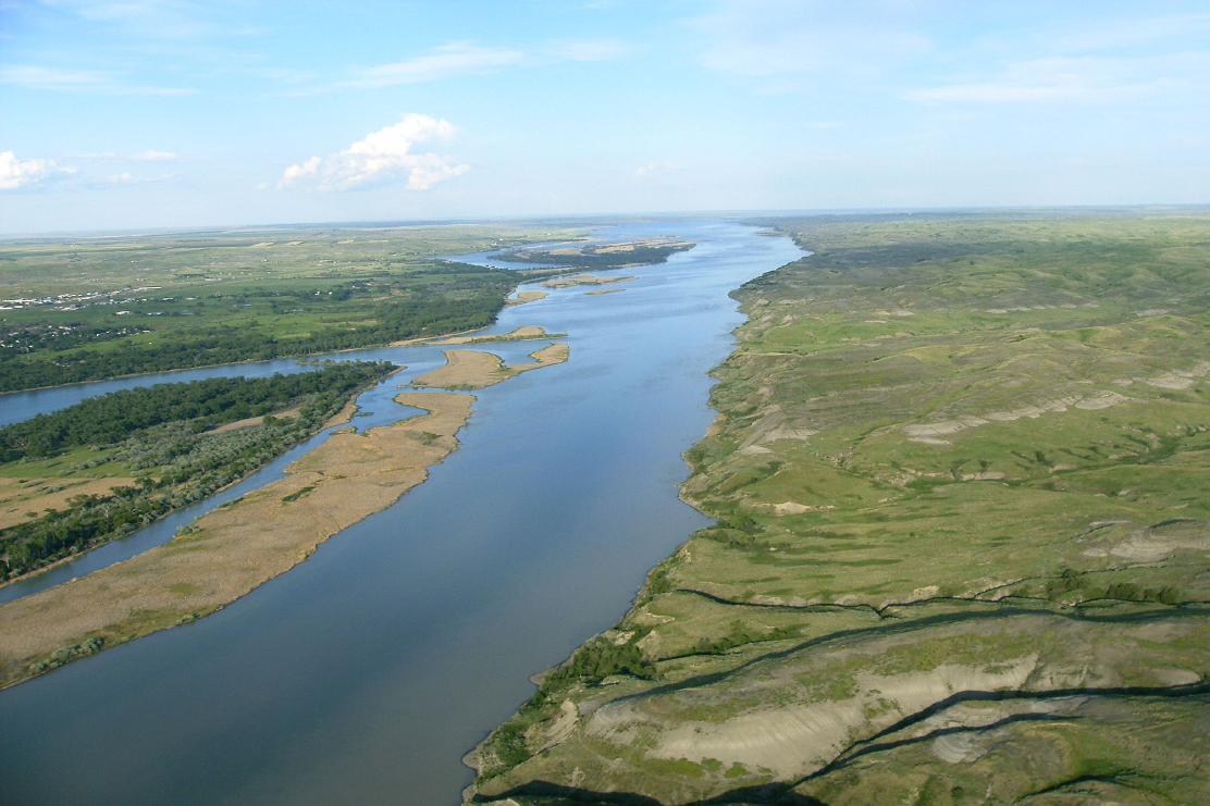 New Concept To Help Set Priorities In Water Management Helmholtz - Longest river in the us