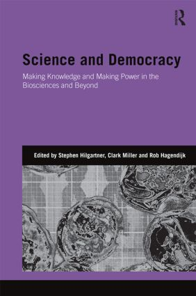 Cover Science and Democracy