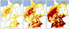 German Drought Monitor
