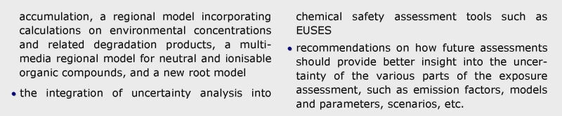Recommendations EUSES 2 RIVM