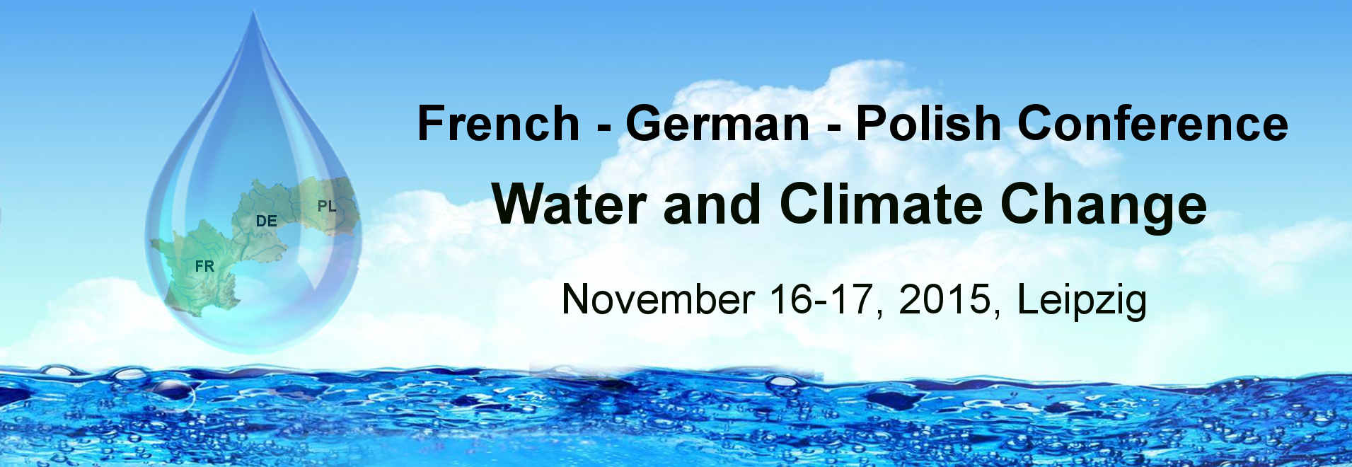Water and Climate Change Conference