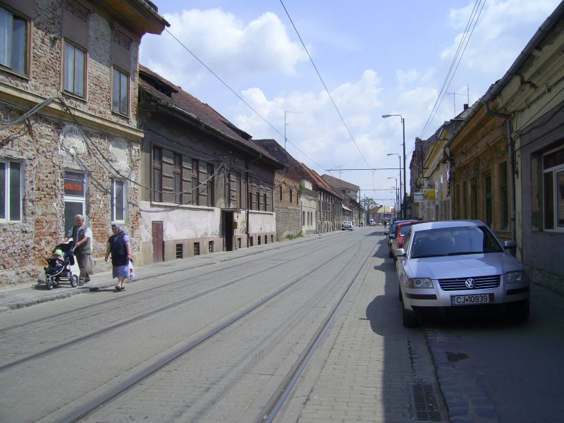 Timisoara Fabric: traditional working class neighbourhood
