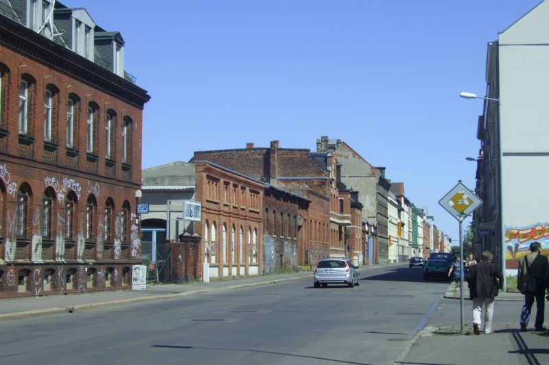 Former workers' district Plagwitz