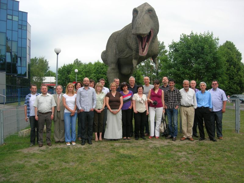 Third full meeting, May 2011 in Katowice