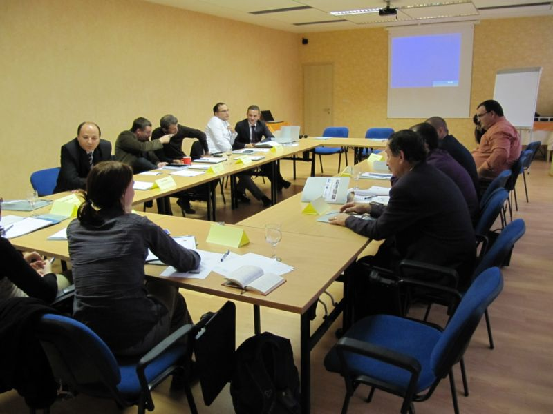 Stakeholder workshop in Timisoara 2011