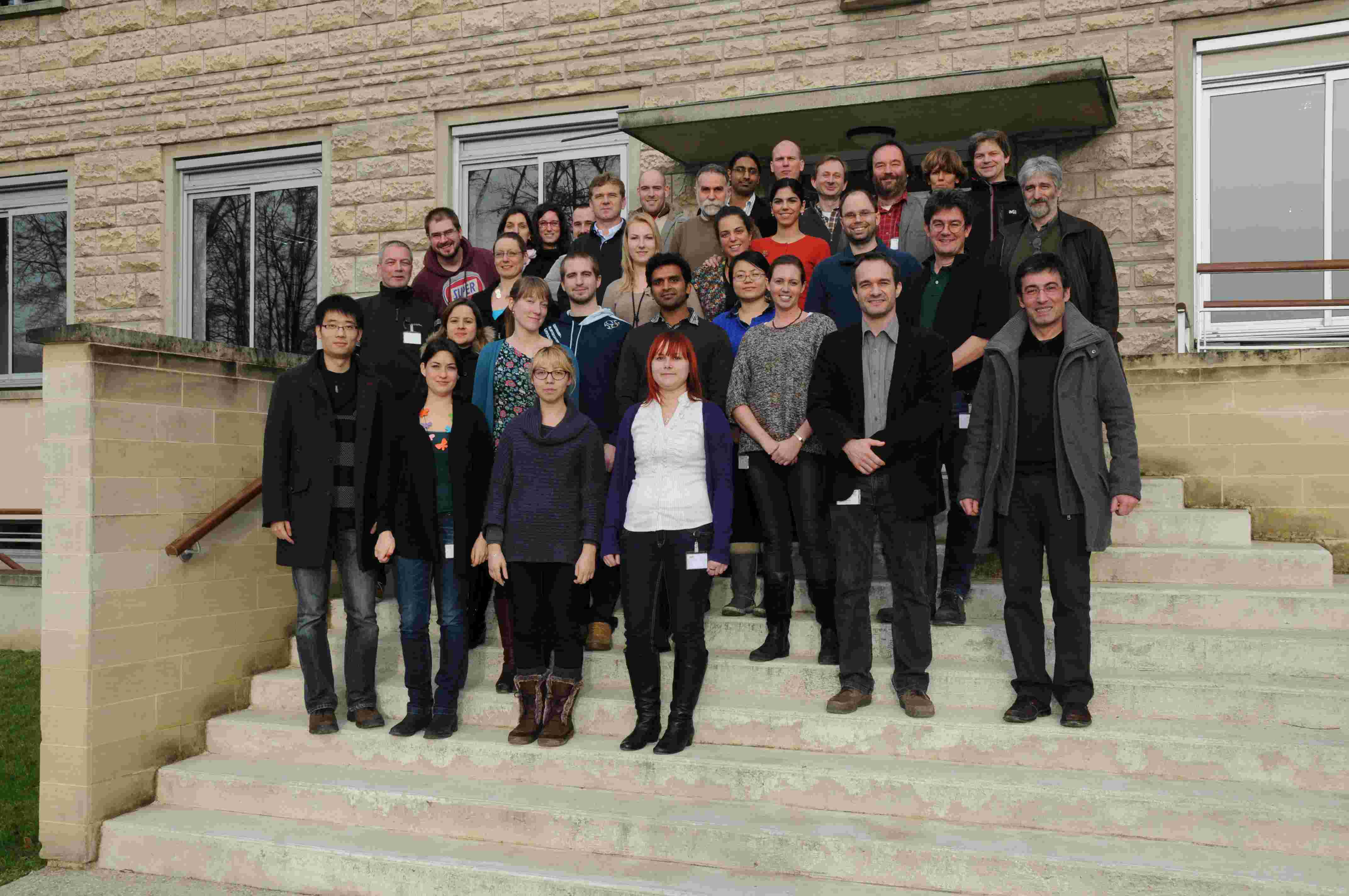 3rd EDA-EMERGE project meeting at INERIS in France
